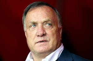 Former Rangers boss Dick Advocaat tipped for sensational return to management with Holland