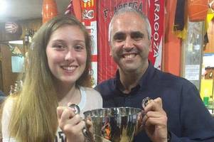 Livingston basketball ace Leah Stewart helps guide Spanish team to conference title