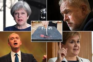 When is the UK general election 2017 - what happens next? Dates and full timetable as Britain heads to the polls for snap election