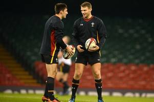 ospreys team news: sam davies drops to bench as dan biggar returns for key game with ulster