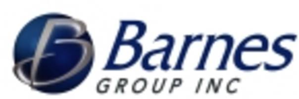 Barnes Group Inc. Reports First Quarter 2017 Financial Results