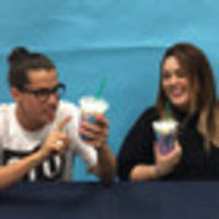 Trial and Error: We try the magical Unicorn Frappuccino