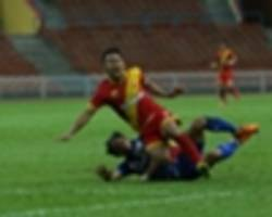 andik not fit yet, says selangor's maniam