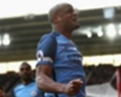 Unbowed Kompany retains Champions League ambition at Manchester City