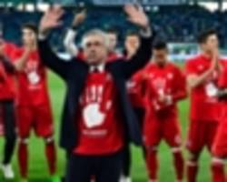 'we made history' - bayern munich players celebrate fifth consecutive bundesliga title