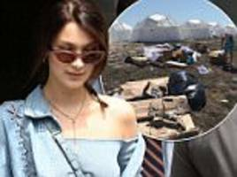 bella hadid jets into new york after fyre festival debacle