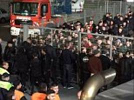 bayer leverkusen squad plead with protesting supporters