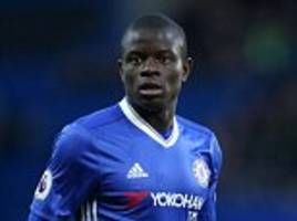 chelsea's n'golo kante is king to morgan schneiderlin
