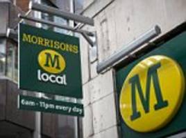 sales rise again as recovery goes on at morrisons