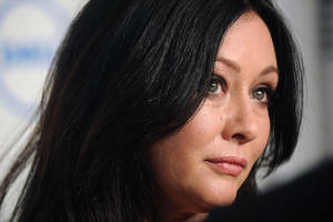 shannen doherty's breast cancer is in remission: 'i have no idea how to react'