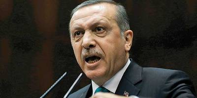 erdogan blocks wikipedia, bans tv dating shows, purges another 4,000 public officials
