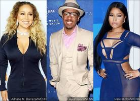 Mariah Carey 'Loves' Nick Cannon's Savage Diss About Nicki Minaj's Booty