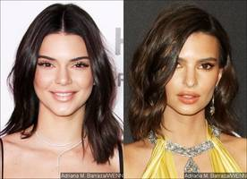 not pleased with her body, kendall jenner is dying to be like emily ratajkowski