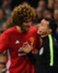 man united ace involved in tunnel bust-up after seeing red in manchester derby