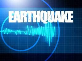 strong quake jolted north sulawesi province of central indonesia