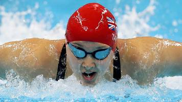 british para-swimming international meet: alice tai & bethany firth set records