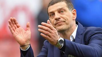 Stoke City 0-0 West Ham United: Slaven Bilic pleased with 'decent point'