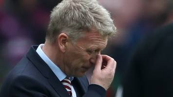 Sunderland relegated: David Moyes says it is 'too soon' to commit to club
