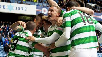 celtic should have scored more goals - brendan rodgers