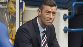 rangers 1-5 celtic: boss pedro caixinha takes the blame for old firm hammering