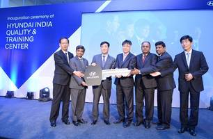 hyundai inaugurates global quality and training centre in india