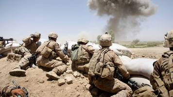 More US Troops Will Be Returning To Afghanistan This Year