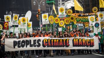 the people's climate march is about more than just the environment