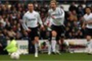 Ex-Derby County striker signs new Rangers contract - at the age...