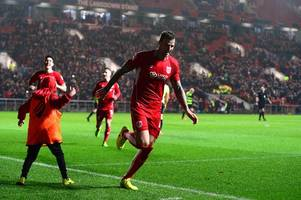 Lee Johnson talks openly about defensive rock Aden Flint and clubs being interested in him in the summer