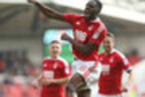 nottingham forest name unchanged side for championship clash at...