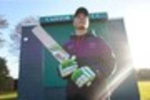 caistor town cc's new overseas star is shining after blistering...
