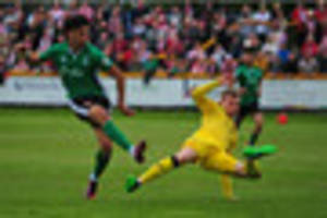 southport 1 lincoln city 1: match report - late goal denies imps...