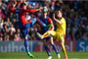 crystal palace 0-2 burnley: eagles left waiting to secure safety...