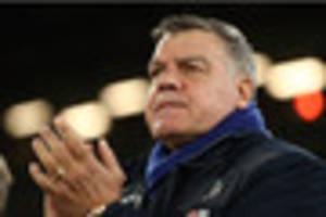 Sam Allardyce: Two more wins could lead Crystal Palace to top...