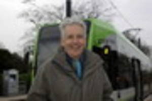 voice of croydon's tram network revealed as reigate resident...