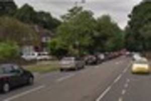 'i don't believe it!': police step in after 'mayhem' of traffic...