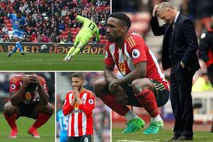 David Moyes vows to STAY on as Sunderland boss after disastrous Premier League campaign sees club relegated
