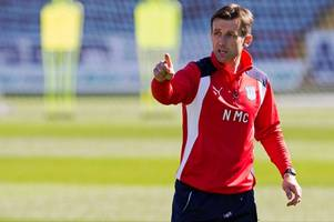 dundee bringing in neil mccann has been like hitting a restart button at dens, says james vincent