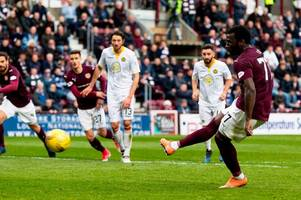hearts 2 partick thistle 2 as jambos snatch late leveller against ten-man jags - 3 things we learned