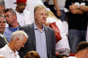 Larry Bird Leaves Indiana Pacers: Steps Down As President; Will Team Face Tough Summer Ahead