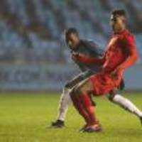Young Liverpool striker Rhian Brewster may have to wait for Premier League debut