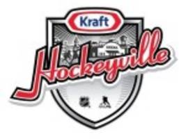Belle Vernon, Pennsylvania Wins Title of Kraft Hockeyville™ USA
