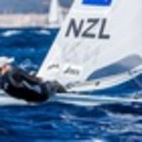 sailing: sam meech sneaks into top 10 medal race at world cup regatta