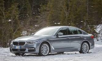bmw 530d coming to the u.s. as 540d for 2018 model year