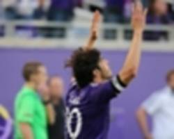 mls review: kaka scores on return for orlando, sounders complete three-goal comeback