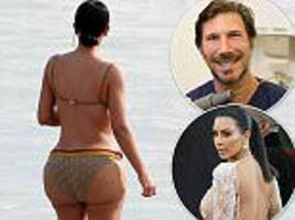 Cosmetic doctor says Kim Kardashian's bum has gone too far
