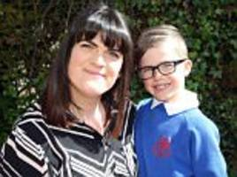 Boy saves mum's life by calling 999 when she collapsed