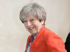 vat will not go up under the tories, says theresa may