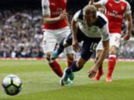 Tottenham were right to get penalty insists Harry Kane