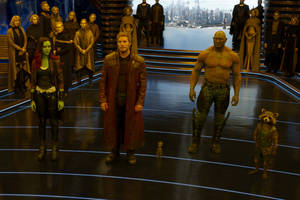 'guardians of the galaxy vol. 2' blasts off to $101 million overseas opening
